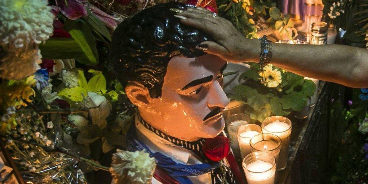 Malverde, el santo de los narcos que 'viajó' a Nueva York para ayudar a El Chapo