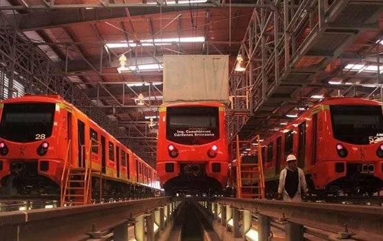 El Metro presenta graves rezagos. Cortesía.