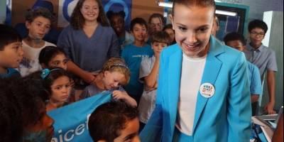 Nueva embajadora de Unicef