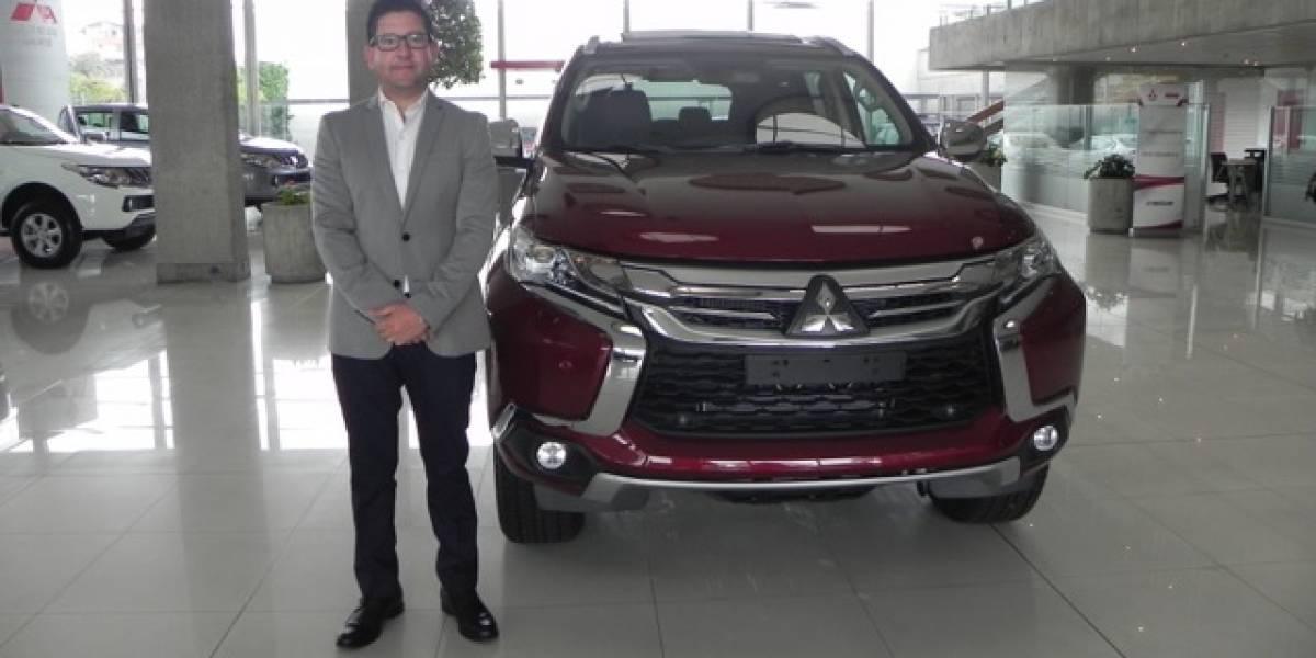 Fabián Rodríguez: Mitsubishi la marca que 'conducirá tu ambición' en 2019