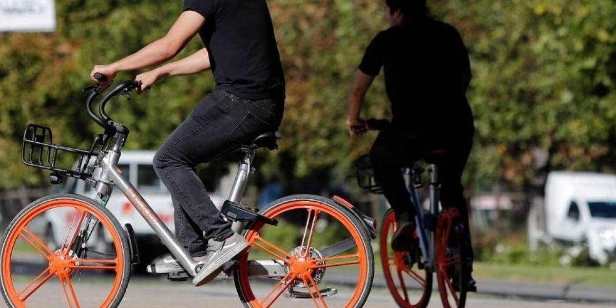 Mobike llama a que no dejen las bicicletas cerca de Plaza Italia