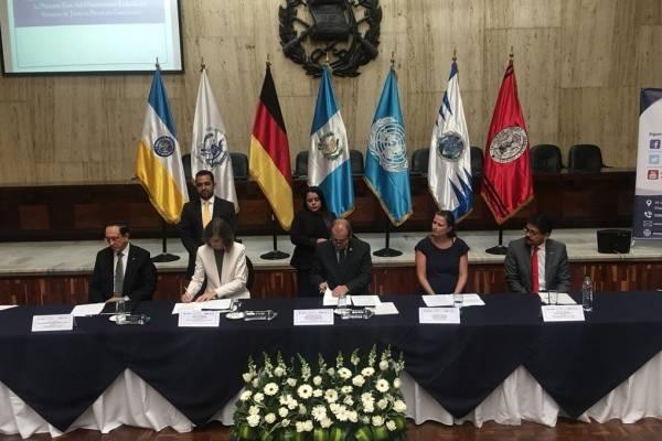 Observatorio Judicial de Justicia Penal en Guatemala 2018