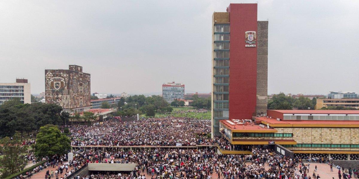 UNAM manifiesta preocupación por reducción en su presupuesto
