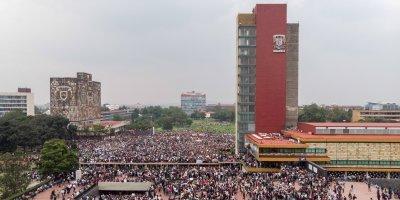 UNAM expulsa a otros tres alumnos por violencia en CU