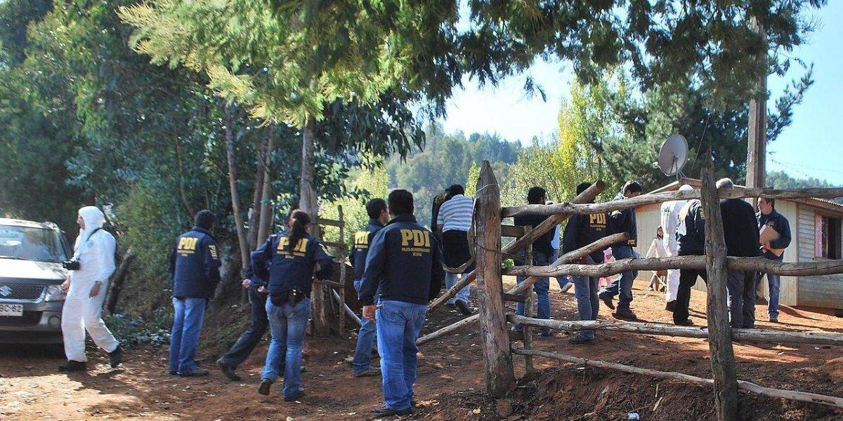 La Araucanía: mapuche murió tras recibir mortales cortes de machete en confusa pelea