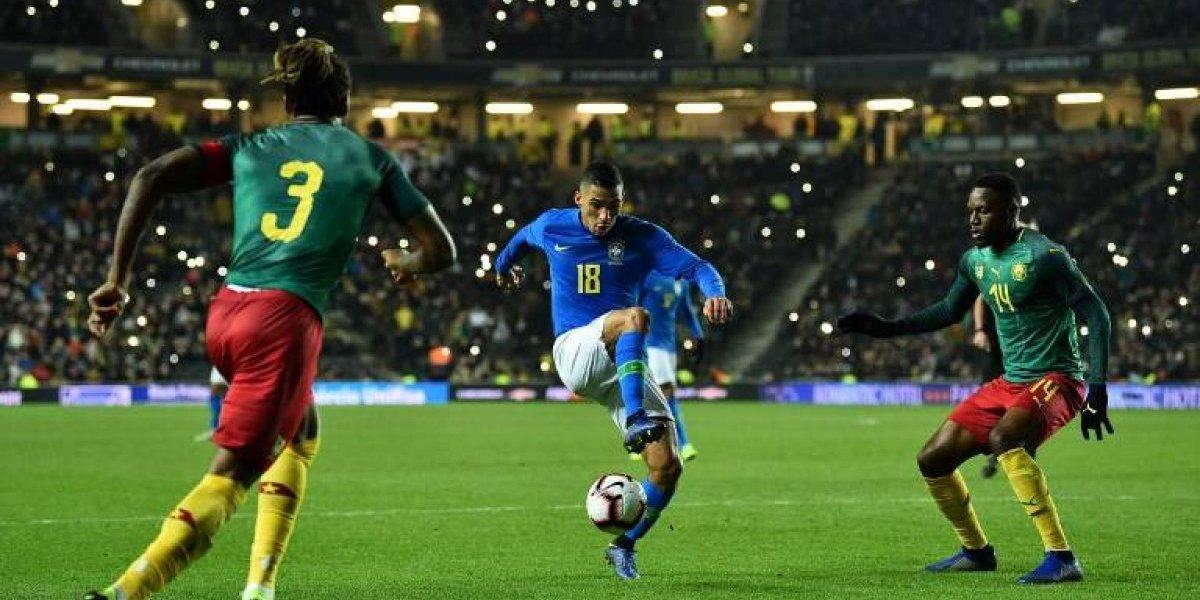 Brasil cierra el año con una victoria pero sigue sin convencer