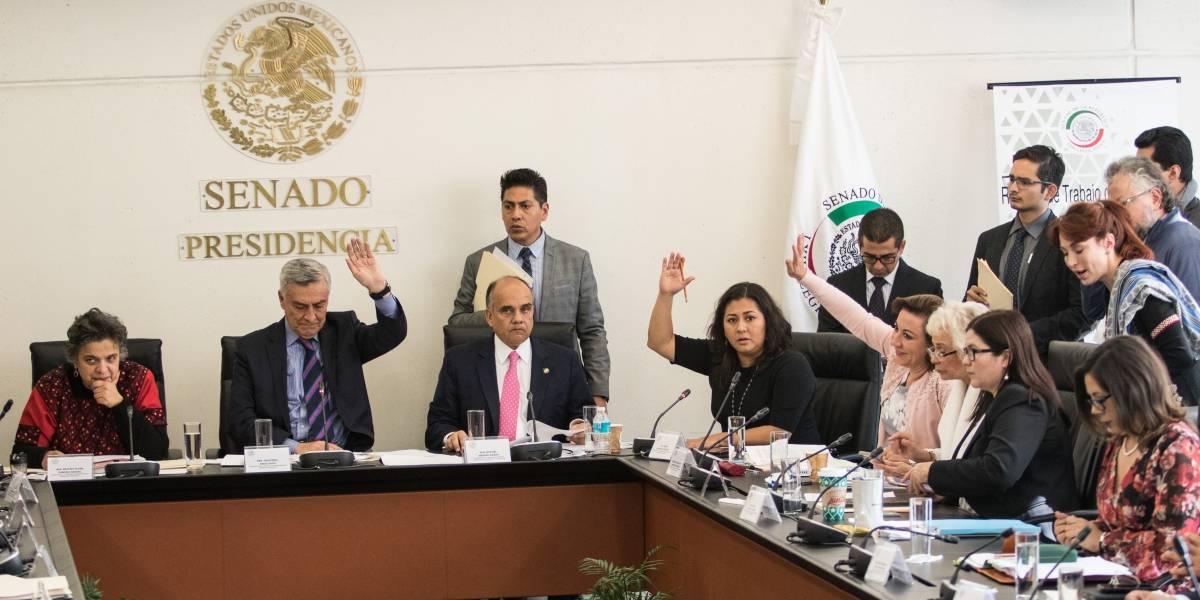 Avanza debate sobre nueva Secretaría de Seguridad y 'superdelegados'