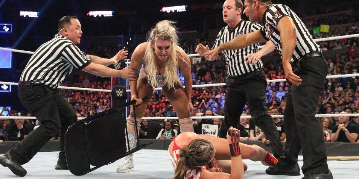 VIDEO. Las imágenes más violentas de la brutal golpiza a Ronda Rousey
