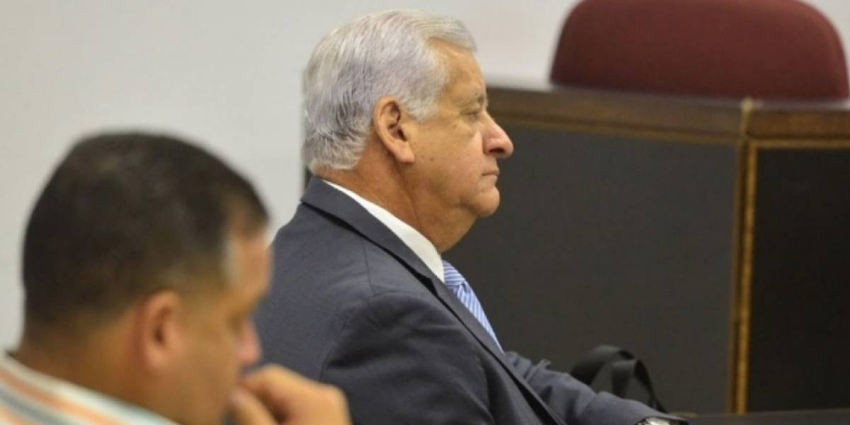 Paralizan juicio contra exalcalde de Guaynabo
