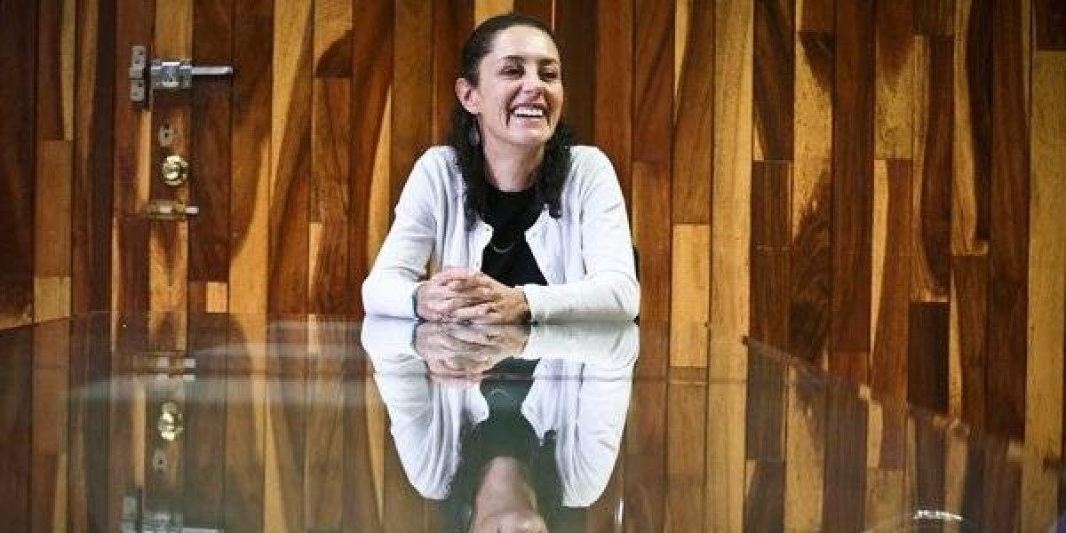 Florencia Serranía vuelve al Metro, anuncia Sheinbaum