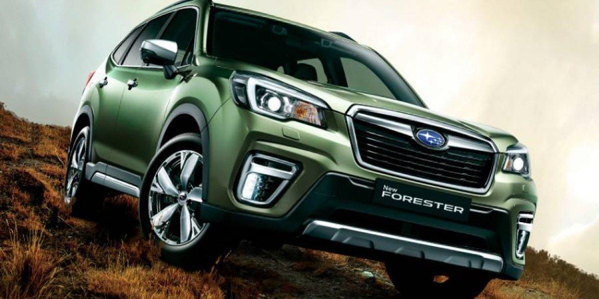 Subaru Forester suma premio como mejor compra