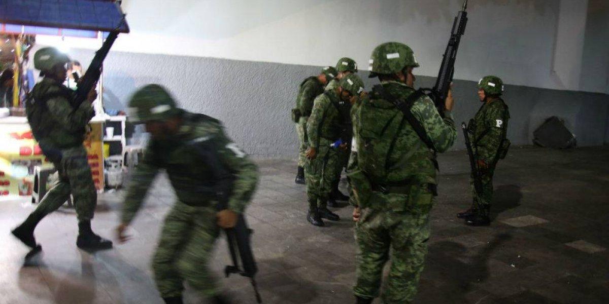 Crear Guardia Nacional incrementaría crisis de seguridad: CNDH