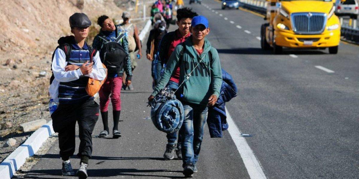 Más de 5 mil migrantes han recibido ayuda en Baja California