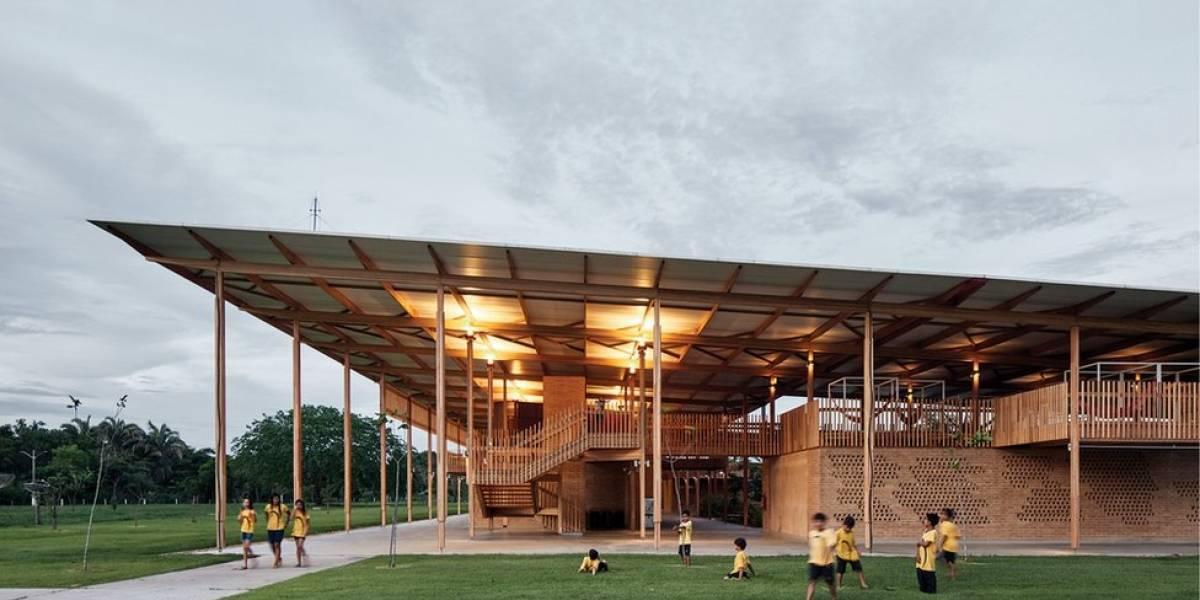 Prédio de moradia estudantil no Tocantins recebe prêmio de arquitetura internacional