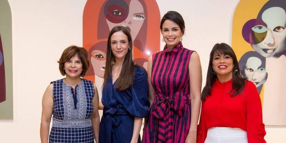 """#TeVimosEn: Arte San Ramón Contemporáneo presenta exposición """"Fémina"""" de la artista Laura Franco"""