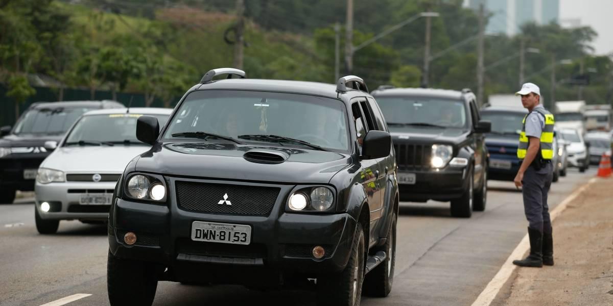 Com queda de viaduto, marginais terão policiamento reforçado