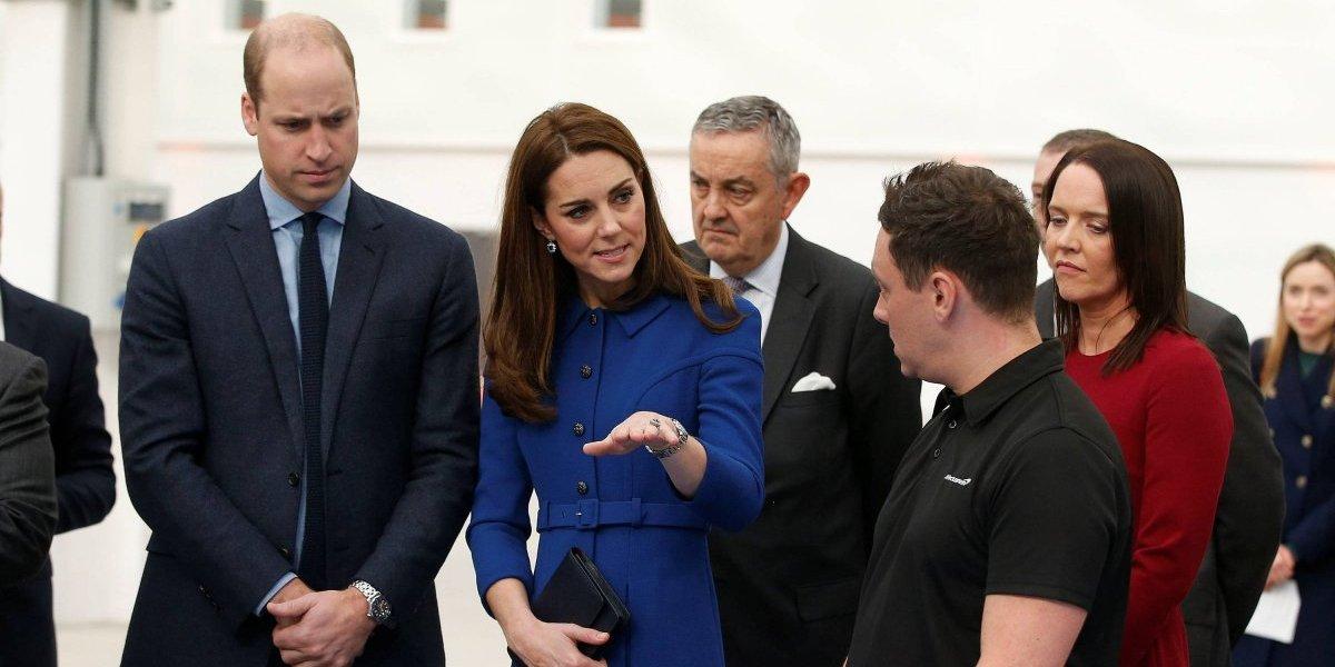 A família de Kate Middleton foi culpada pela separação do casal real em 2007