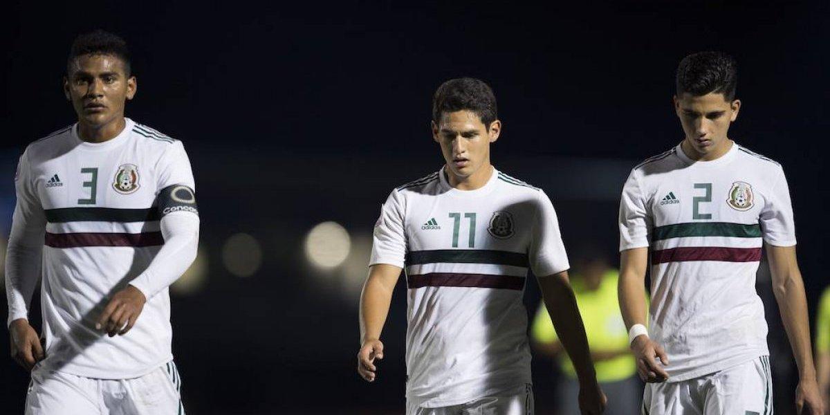 Estados Unidos deja a México sin el título del premundial Sub-20