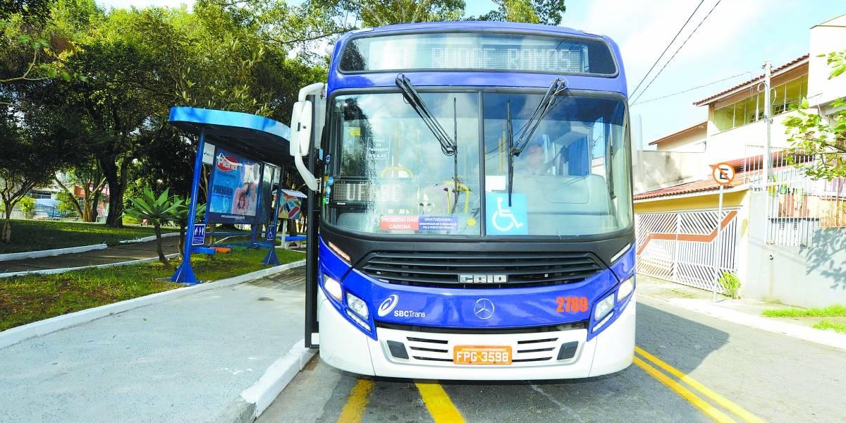 São Bernardo autoriza transporte de animais nos ônibus