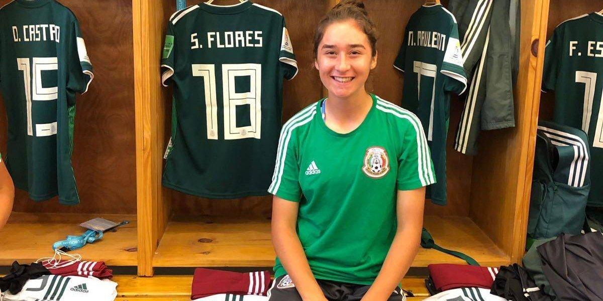 'Soñamos con ser campeonas del mundo': Silvana Flores