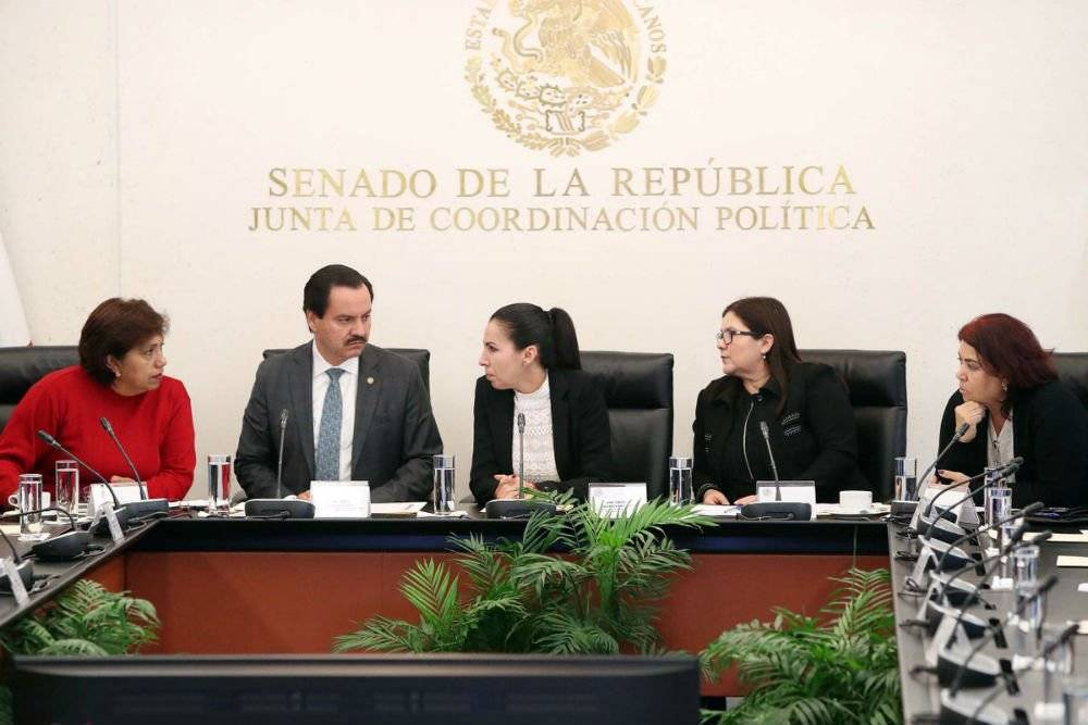 Foto: Twitter @senadomexicano