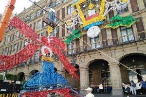 Mosaicos navideños