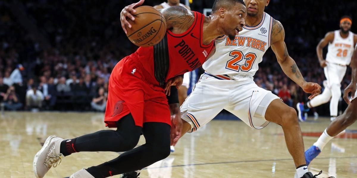 NBA: McCollum y Lillard afianzan a Trail Blazers como el mejor equipo de la Conferencia Oeste