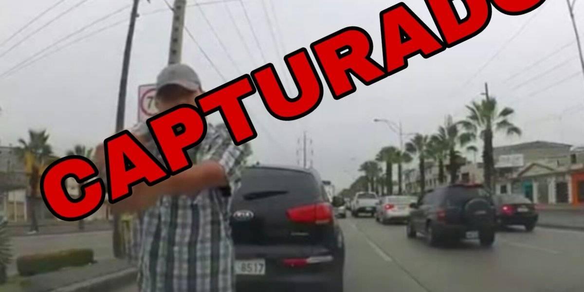 Guayaquil: Hombre que aparece en video de intento de asalto fue capturado