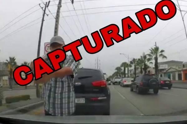 Hombre que intento robar en Guayaquil fue capturado