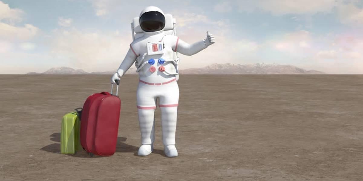 La NASA planea hacer vuelos comerciales y llevar turistas al espacio
