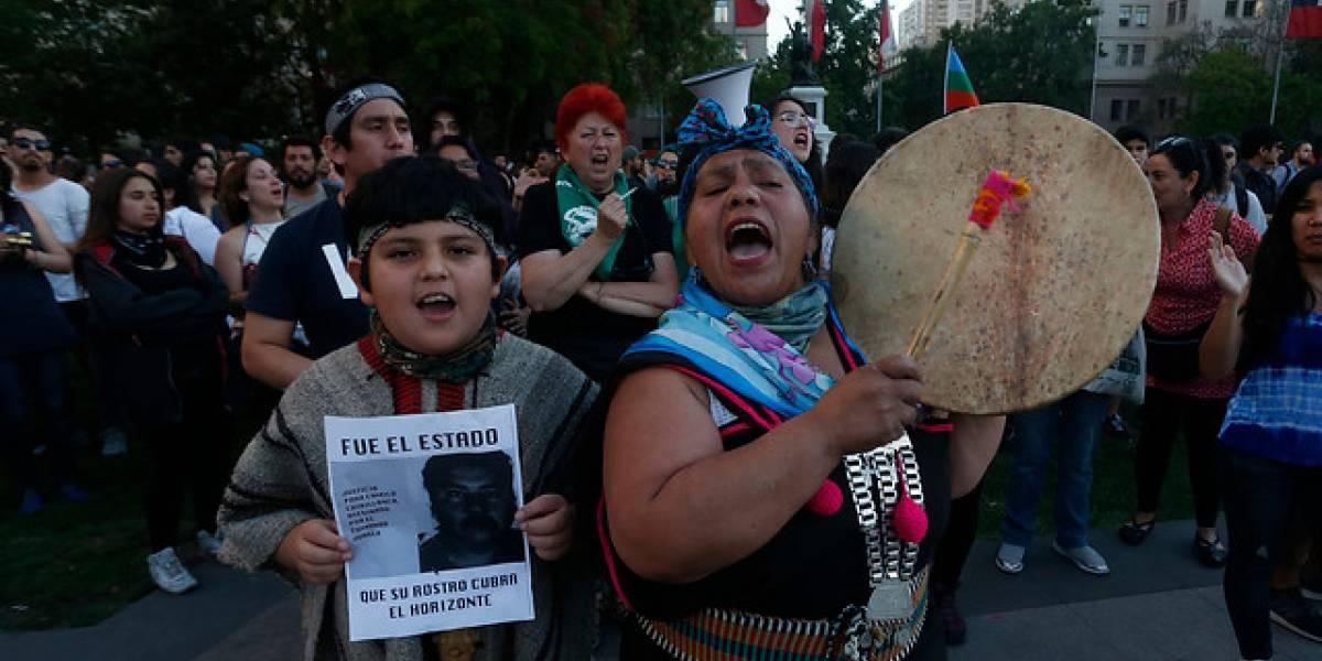 """""""Nadie podrá silenciar la voz de Camilo Catrillanca"""": el sentido mensaje de escolares peruanos al pueblo mapuche que se volvió viral"""