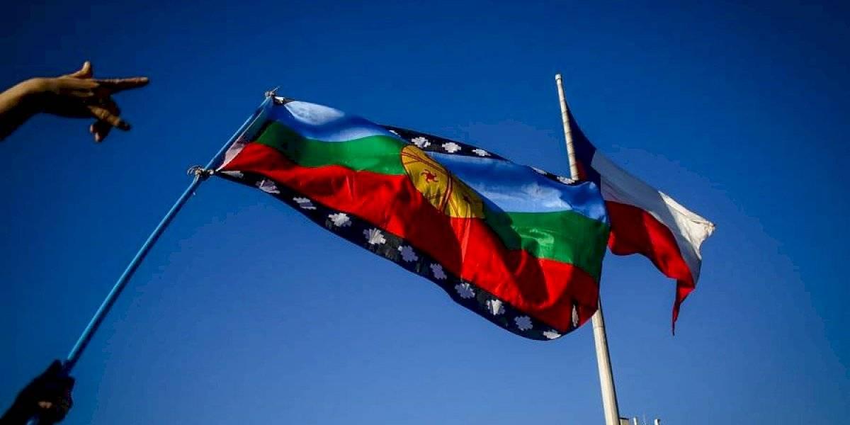 Detienen a hija de exPresidenta Bachelet en protesta por causa mapuche