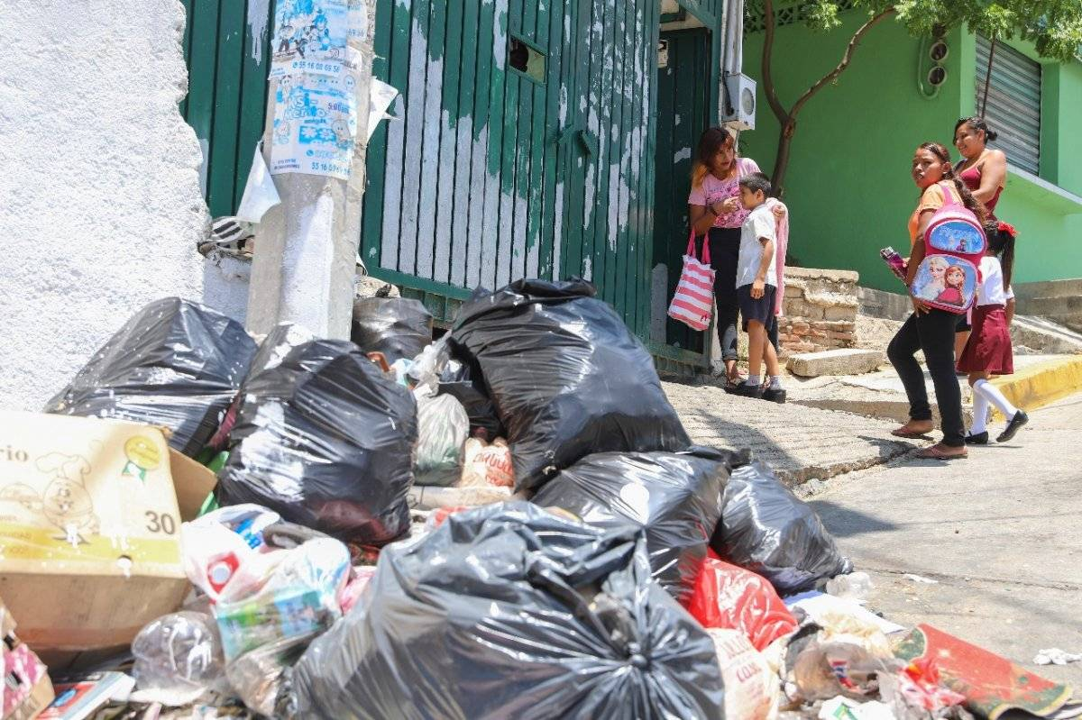13% de los encuestados reconoció haber tirado basura en la calle.