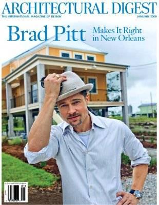 Brad Pitt Fundación Make It Right
