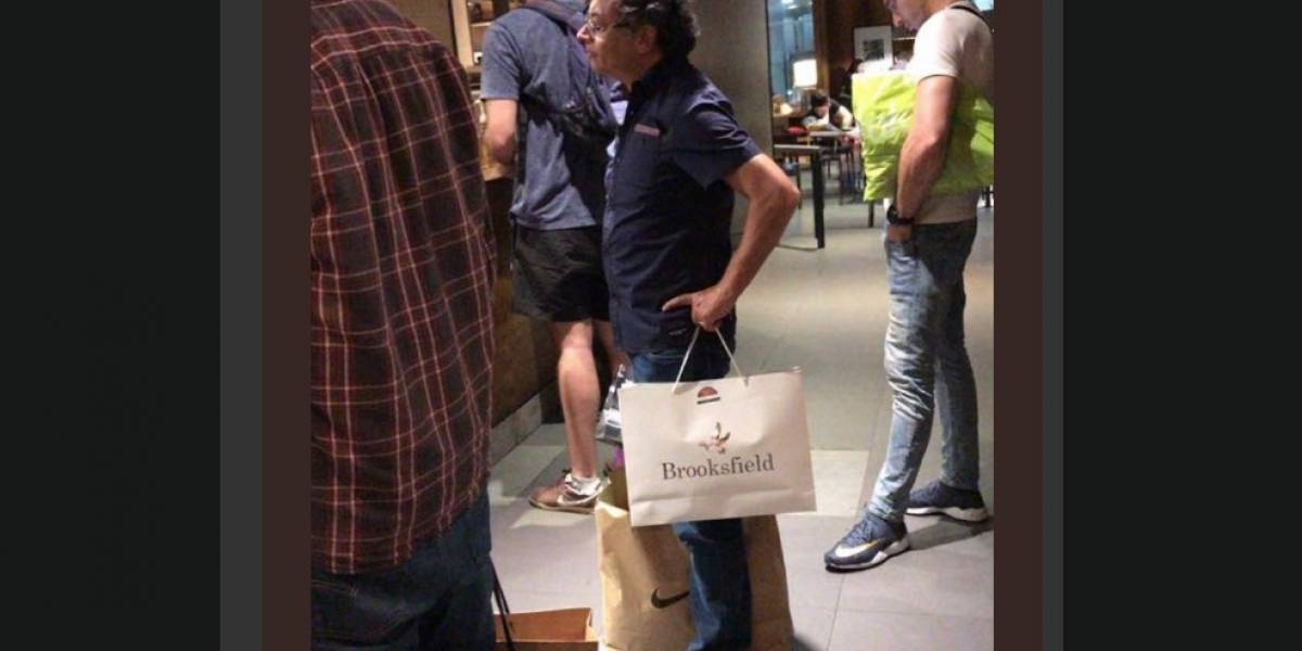 Gustavo Petro respondió qué estaba comprando en Argentina
