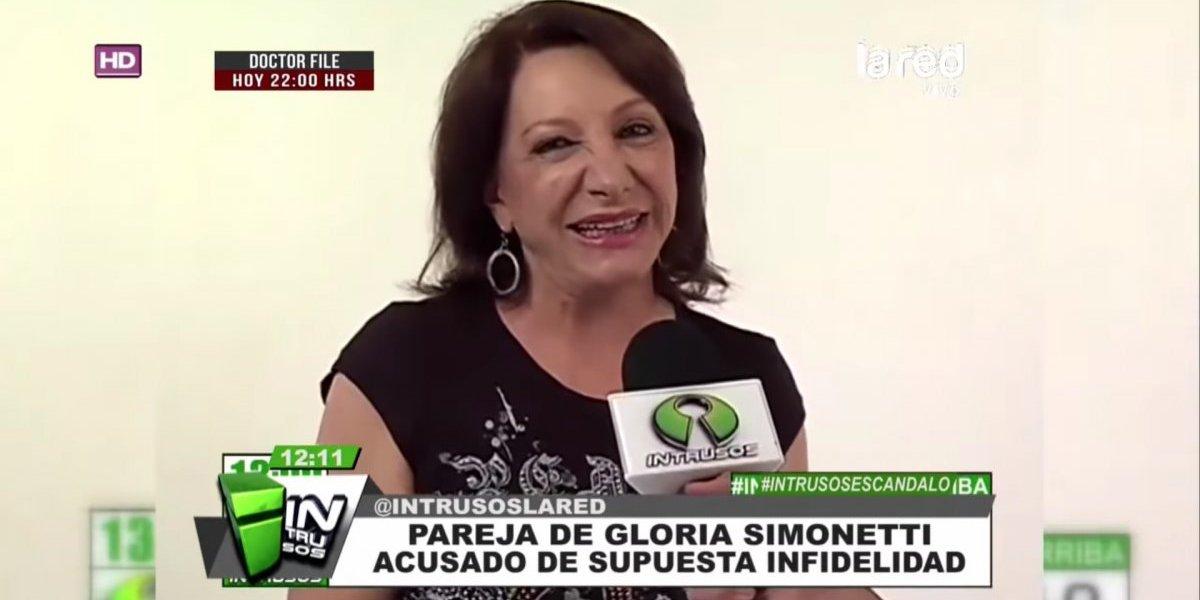 CNTV presentará cargos contra La Red por exponer caso de supuesta infidelidad contra Gloria Simonetti