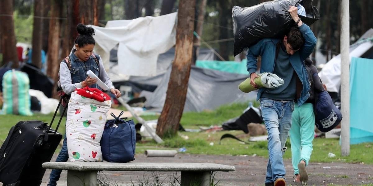 Recapturan venezolanos que se habían fugado durante proceso de expulsión del país