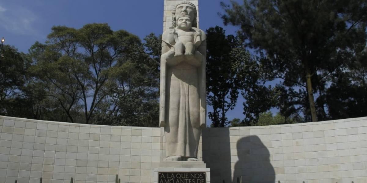 Reinauguran Monumento a la Madre destruido por sismo de 2017