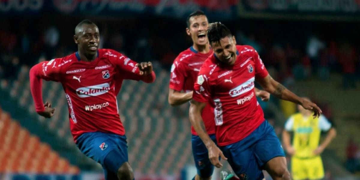 Medellín buscará sacar ventaja grande en el juego de ida ante Tolima