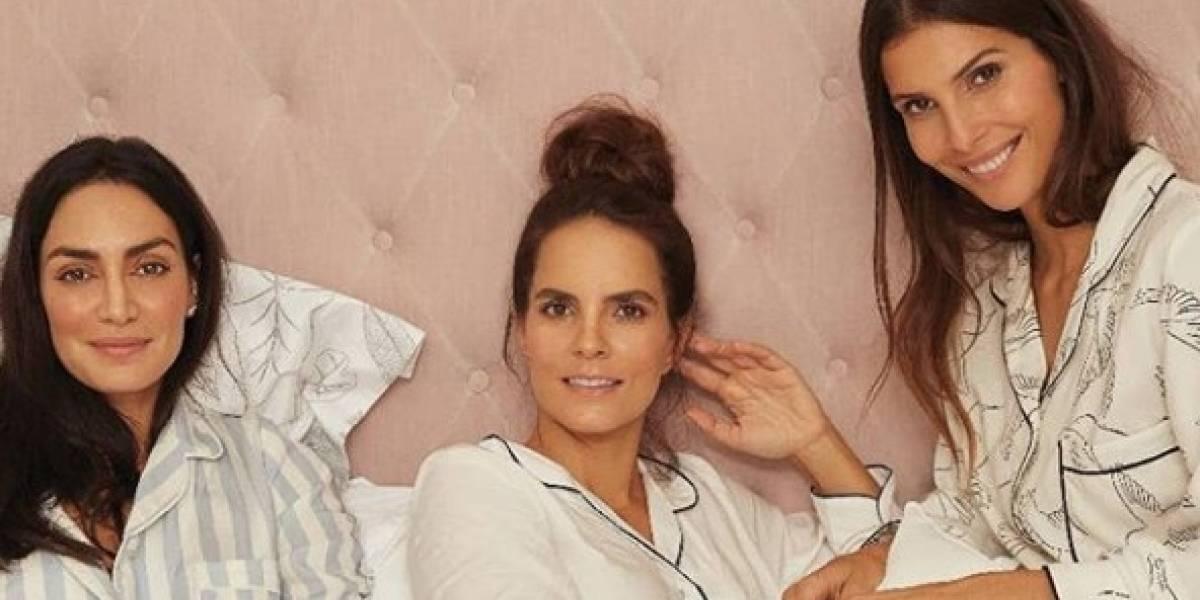 """Renata Lozano convierte en moda """"el placer de no hacer nada"""""""