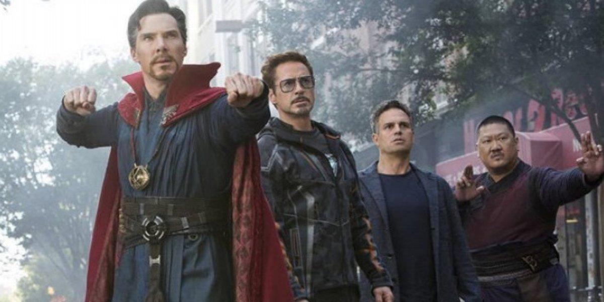 Avengers Infinity War estará disponible en Netflix