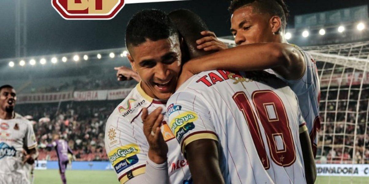 ¡De poder a poder! Medellín y Tolima estuvieron a la altura (2-2)