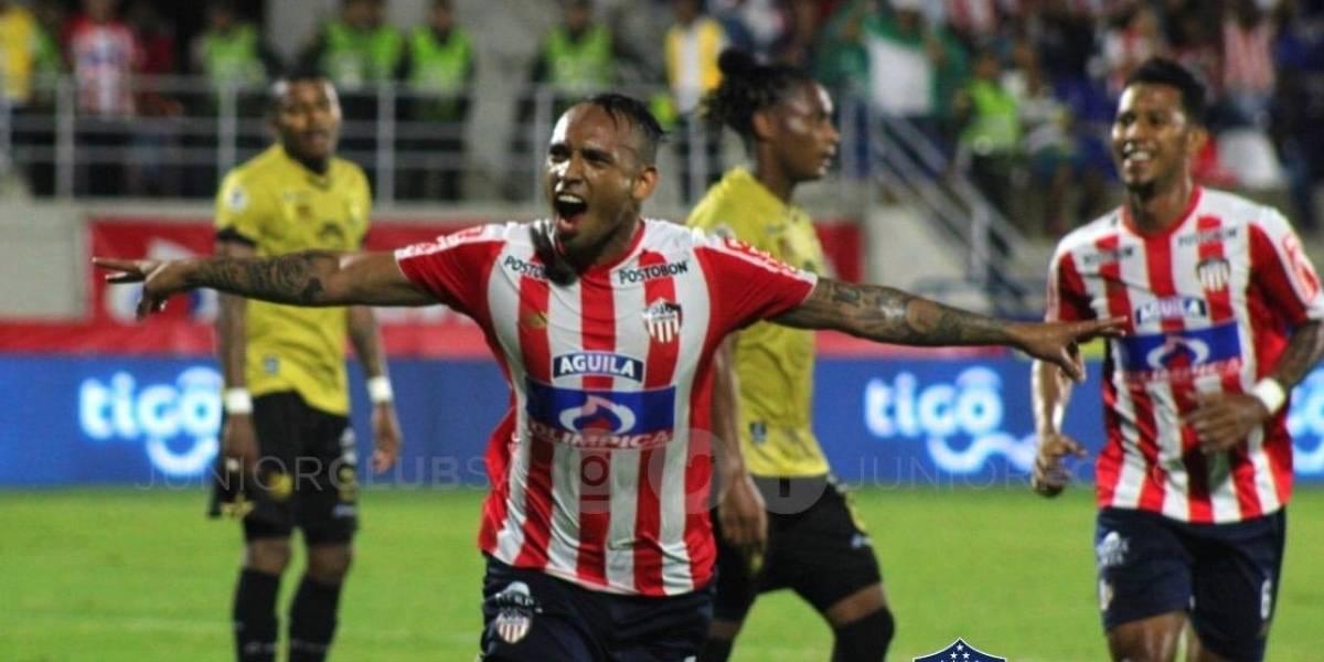 Rionegro y Junior abren la segunda semifinal del fútbol colombiano