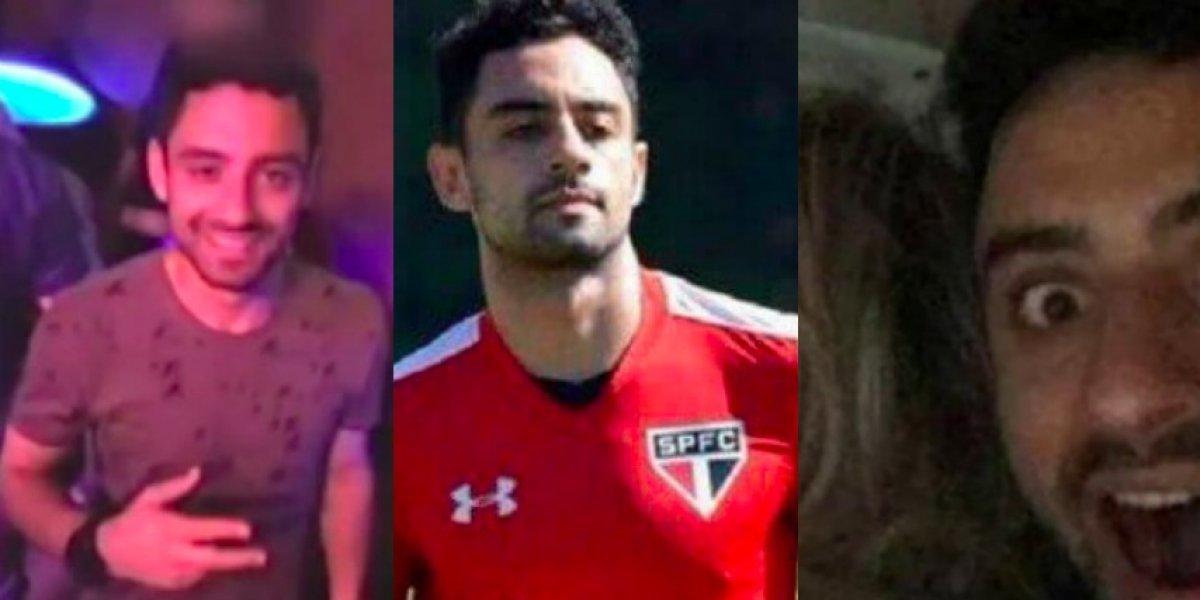 VIDEO: Filtran el último video del jugador del Sao Paulo antes de ser brutalmente asesinado