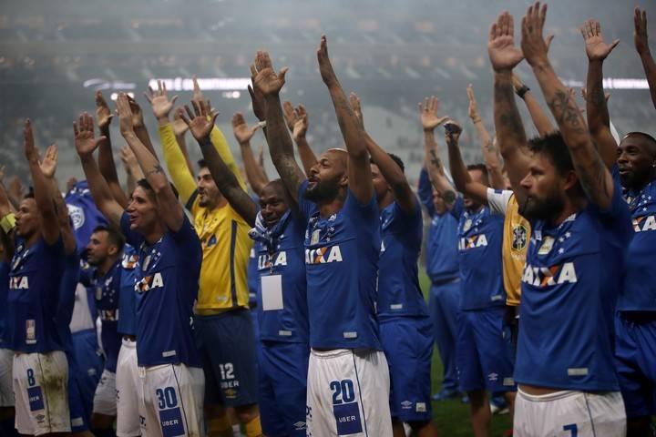 Uber fútbol brasileño