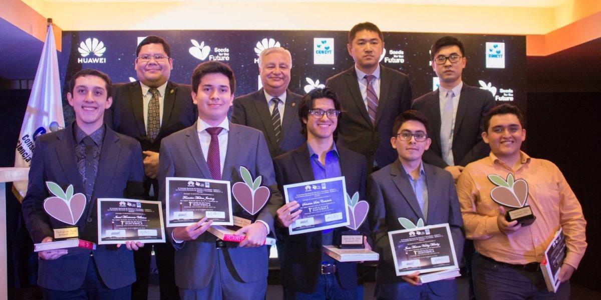 Estudiantes guatemaltecos viajarán a China para capacitarse en la sede de Huawei