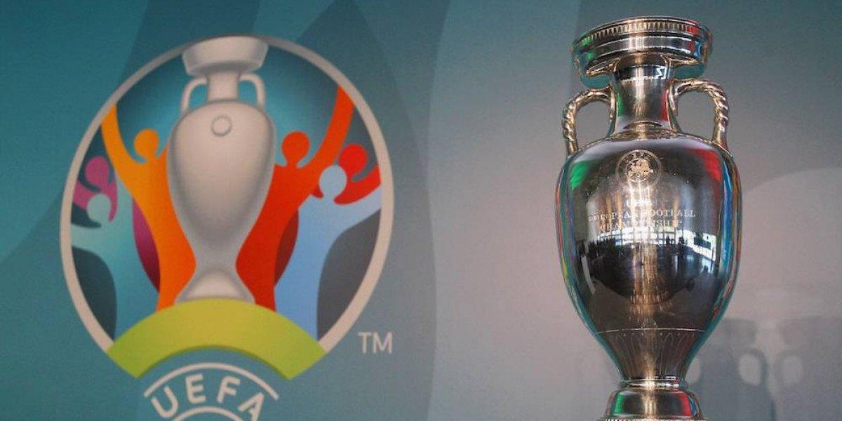 La UEFA define los bombos para la Eurocopa 2020
