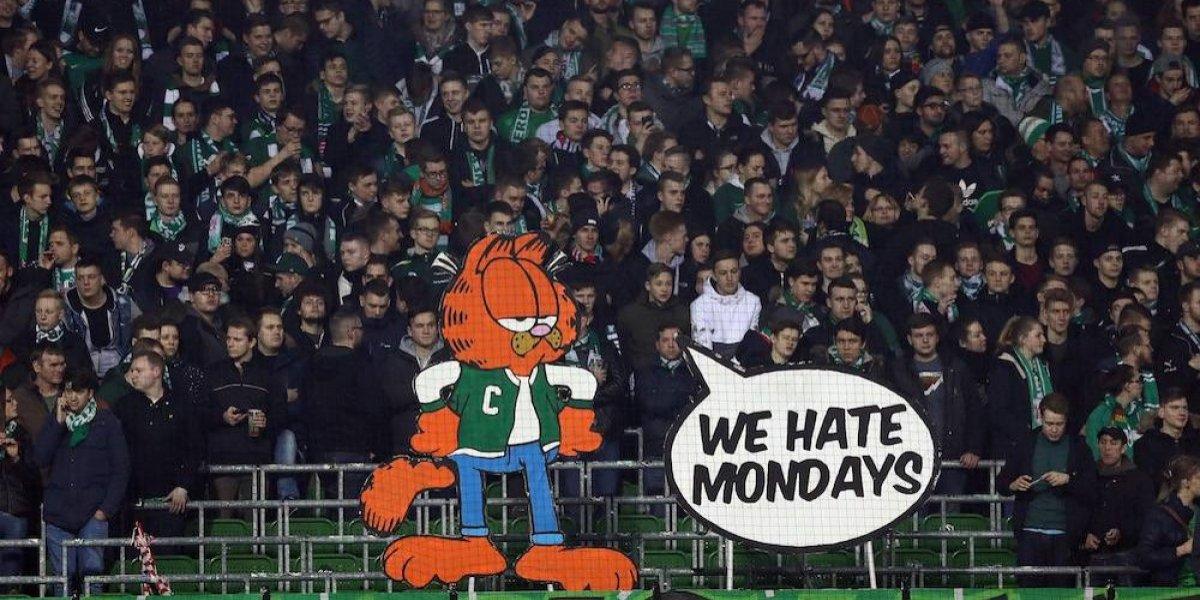 Afición alemana logra eliminar los partidos de lo lunes en la Bundesliga