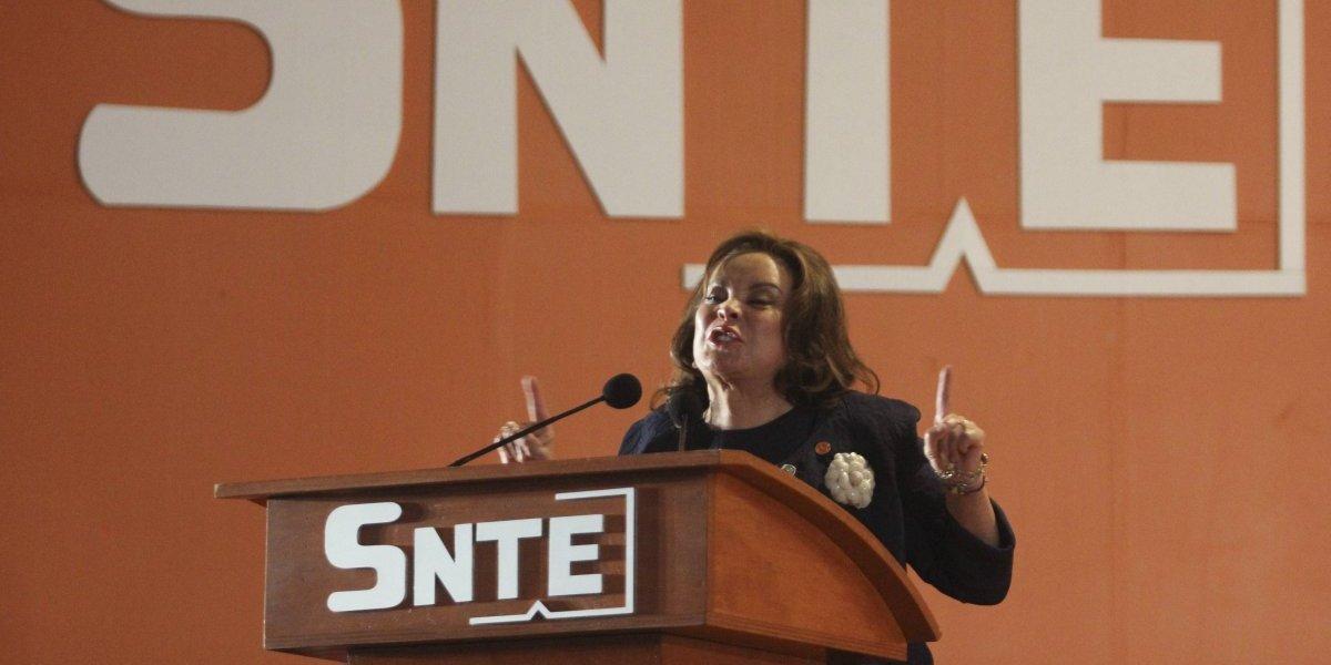 Regreso de Elba Esther al SNTE es la ruta, no tiene plan B: sociólogos