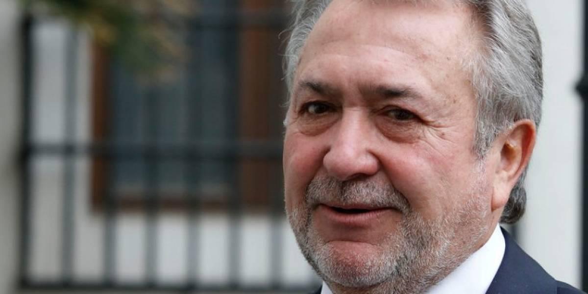¿Quién es el nuevo intendente de la Araucanía?